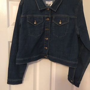 Calvin Klein  Denim Jacket size XL NWT